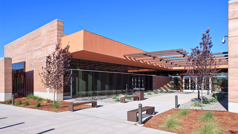 Conron Woods Architects Santa Fe